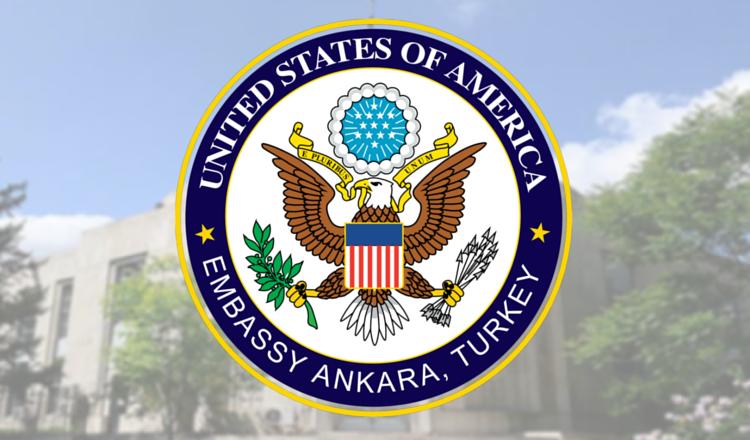 U.S. Embassy Turkey / ABD Büyükelçiliği
