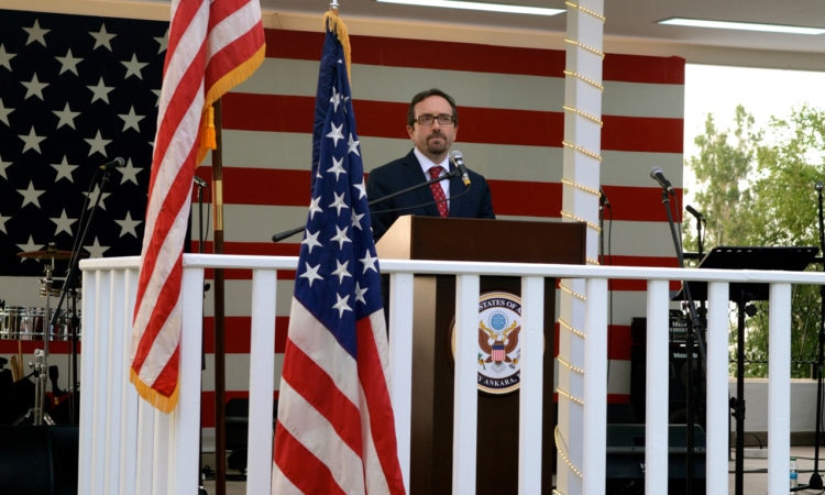 Ambassador Bass's Independence Day Speech - July 2, 2015