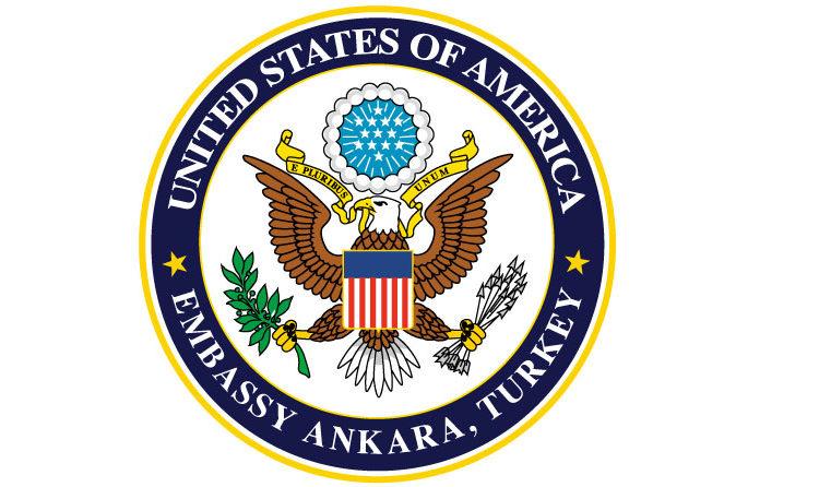 Ankara Buyukelcilik Logosu