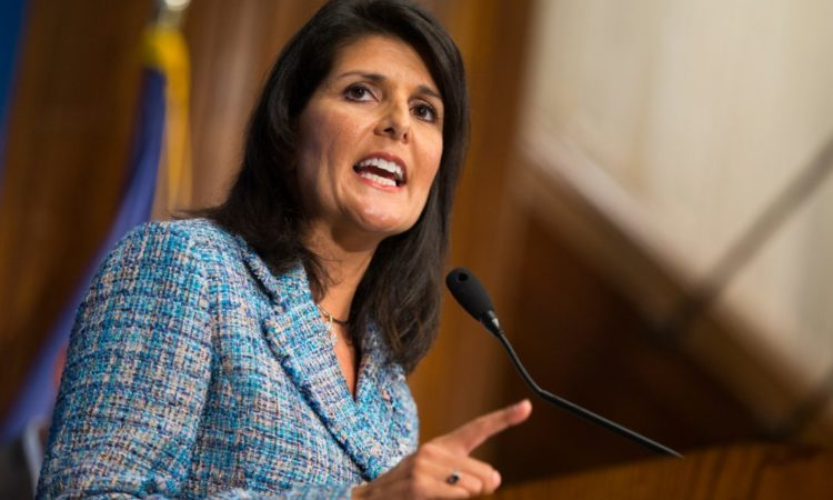Nikki Haley (© AP Images)