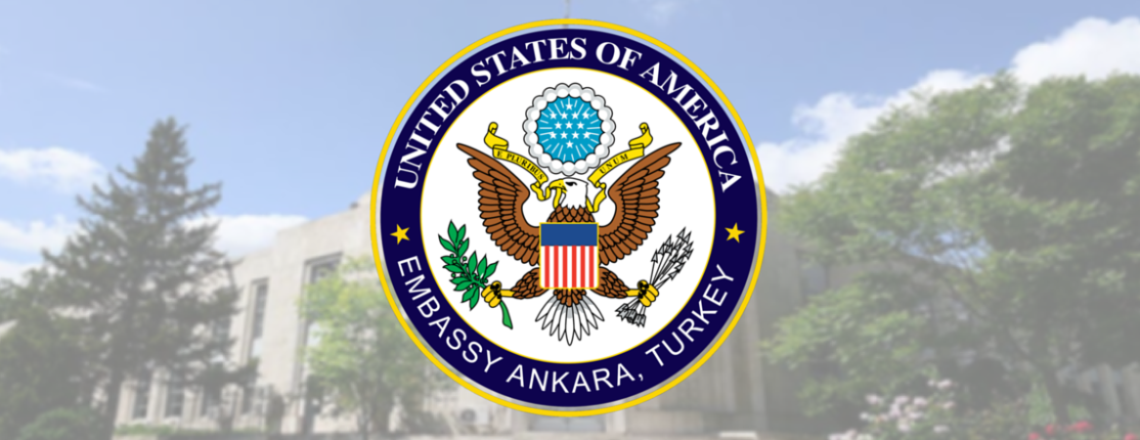 Statement from the U.S. Mission to Turkey on the Full Resumption of Visa Services
