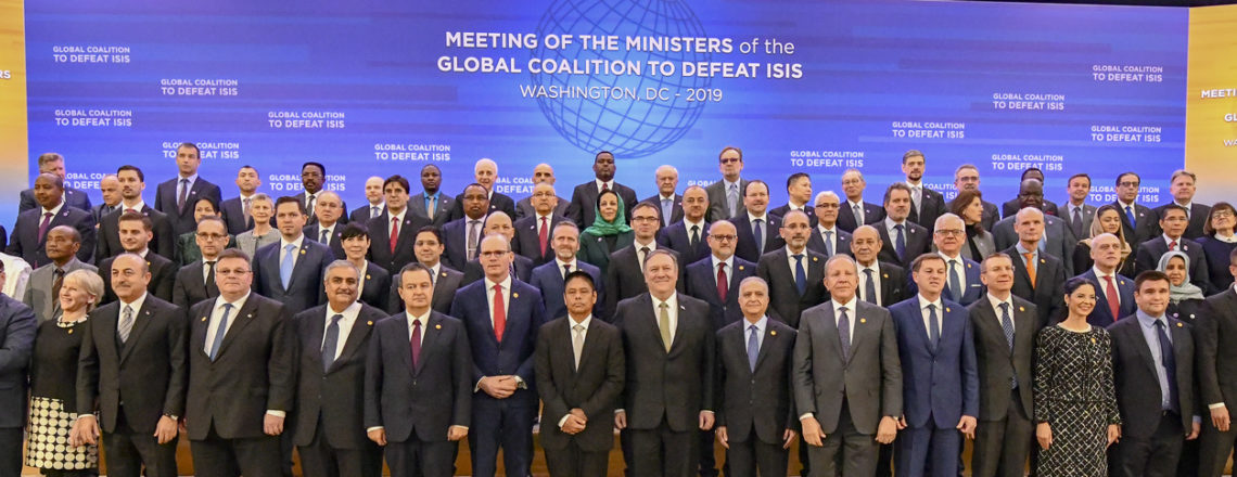 Statement by Ministers of the Global Coalition To Defeat ISIS/DAESH