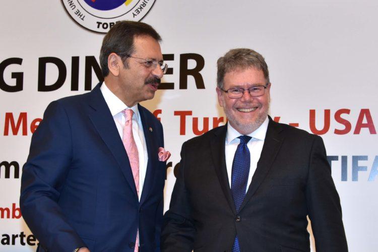 U S Turkey Trade And Investment Framework Agreement