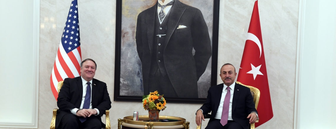 Secretary Pompeo's Meeting With Turkish Foreign Minister Cavusoglu