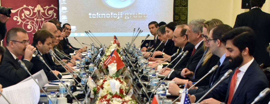 U.S.-Turkey Bilateral Exchange on AML/CFT